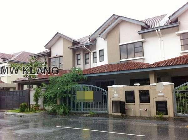 BUKIT TINGGI 2, BUTTERFLY PARK,2 STRY SUPERLINK, CORNER. RM 950,000