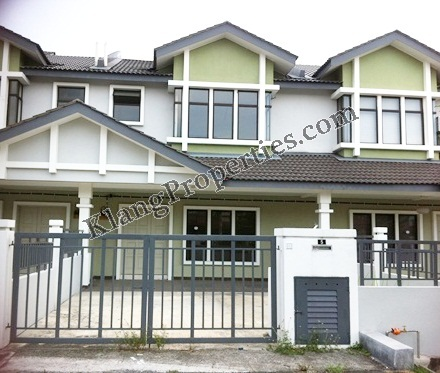 BANDAR PUTERI , LAVENDAR, BRAND NEW 2 STOREY HOUSE. RM450,000