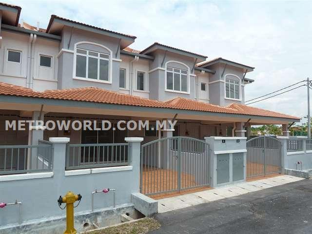 KLANG UTAMA 2 STY LINK HOUSE,RM298,000