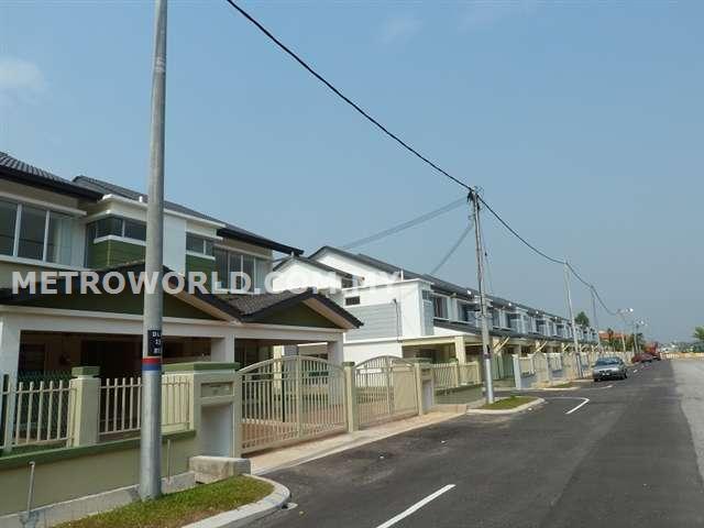 BANDAR PARKLANDS,TULIP 2 STY LINK HOUSE,RM478,000