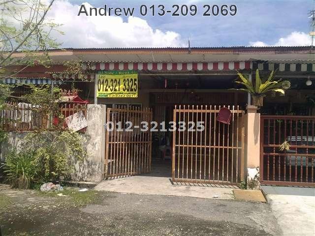 KLANG,1 STY LINK HOUSE,RM188,000