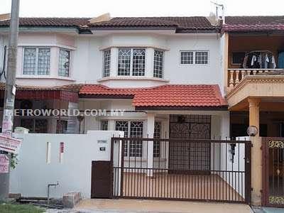BUKIT TINGGI 1,2 STY LINK HOUSE,RM288,000