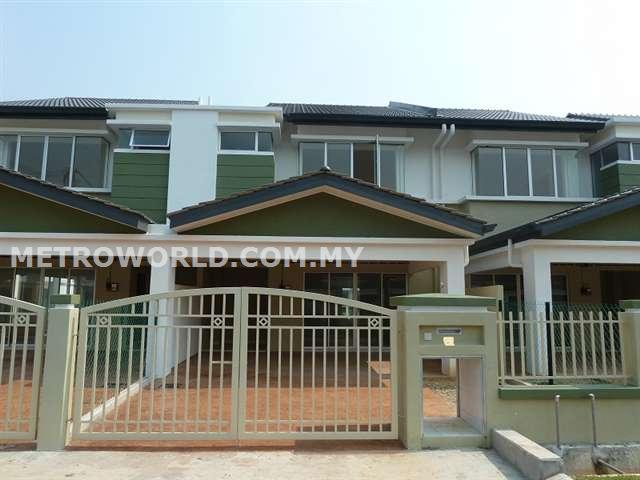 BANDAR PARKLANDS,BRAND NEW 2 STY LINK HOUSE,RM600,000