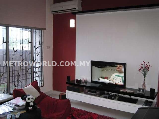 BANDAR BUKIT RAJA,IMPRESA,2 STY LINK HOUSE,RM880,000