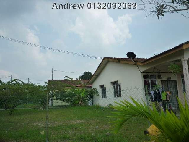 TAMAN SRI KAPAR,1 STY LINK HOUSE,RM207,000