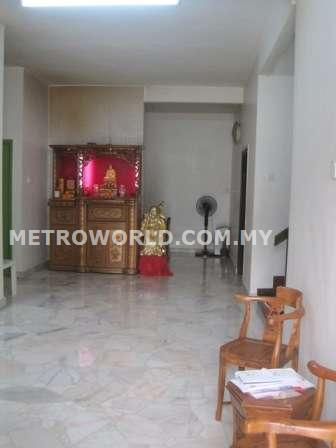 MERU,2 STY SEMI-D,RM795,000