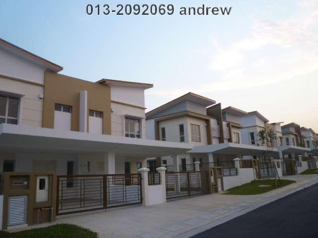 SETIA ALAM,2-STY LINK HOUSE,RM563,000