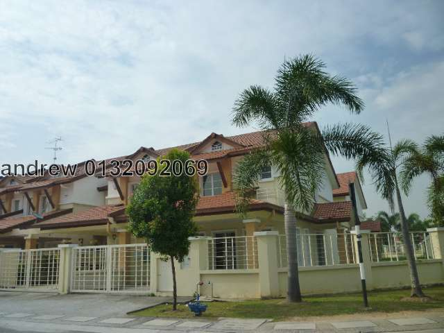 SETIA ALAM,2-STY LINK HOUSE,RM710,000