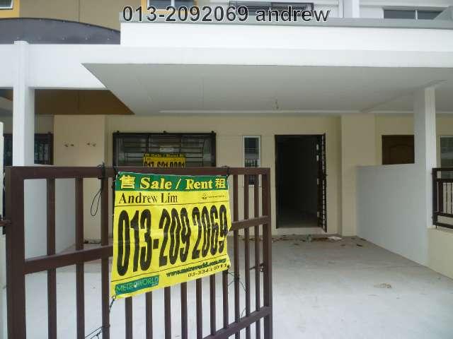 SETIA PERDANA U13,2-STY LINK HOUSE,RM533,000