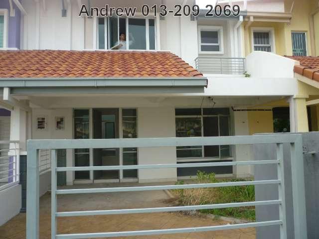 """BANDAR BUKIT RAJA,2-STY LINK HOUSE""""ELANA"""",RM488,000"""