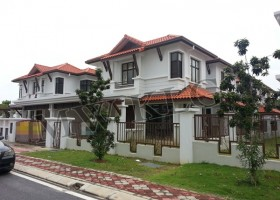 KOTA BAYU EMAS, LEGASI,  2 STRY SEMI-D. 50X70. RM 1,180,000