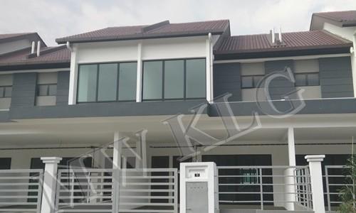 BANDAR PUTERI, 2 STOREY HOUSE, ARIANA. 20X75 SF. RM 650,000