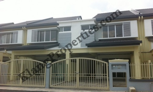 BANDAR PARKLAND, FREESIA, 2 STRY TERRACE. 22X75. FOR RENT. RM 1300 MONTHLY