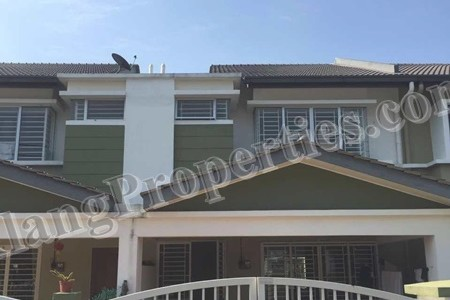 BANDAR PARKLAND, 2 STRY LINK HOUSE, TYPE TULIP. 22X75SF. RM 680,000