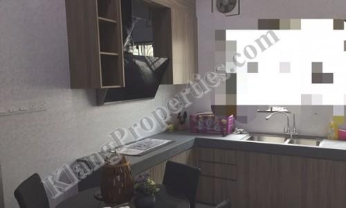 BANDAR PUTERI, 2 STOREY HOUSE, JLN SANGGUL, 22X75 SF. RM 700,000