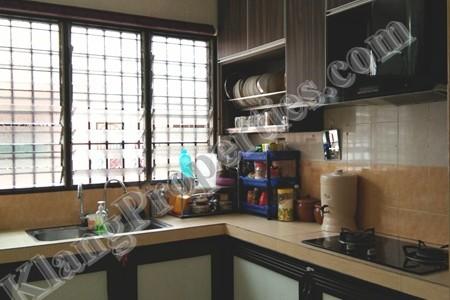 BUKIT TINGGI 1, 2 STRY LINK HOUSE, 18X65 SF. RM550,000