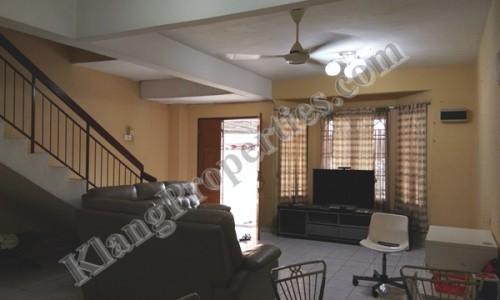 BUKIT TINGGI 1, 2 STRY LINK HOUSE, 18X80 SF. RM518,000